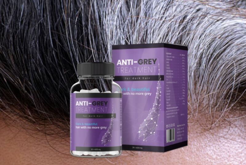 Anti-Grey Treatment capsules opinions comments