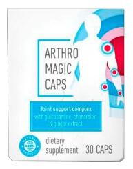 ArthroMagic Caps review 30 capsules