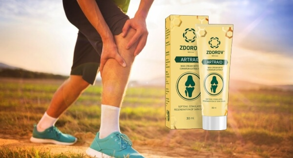 cream zdorov joint pain