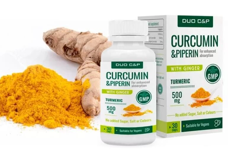 DUO C&P Curcumin and Piperin capsules opinions comments
