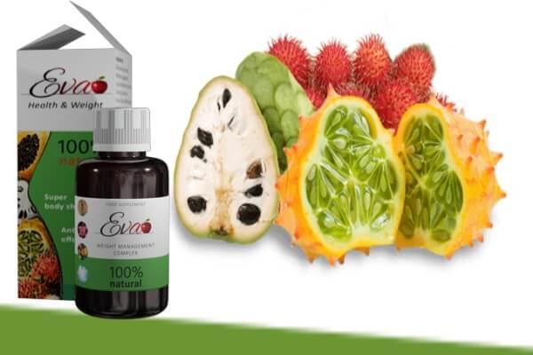 EvaDrops Ingredients