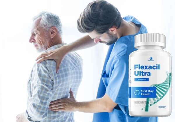 capsules for joint pain flexacilultra
