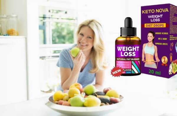 KetoNova weight loss diet drops