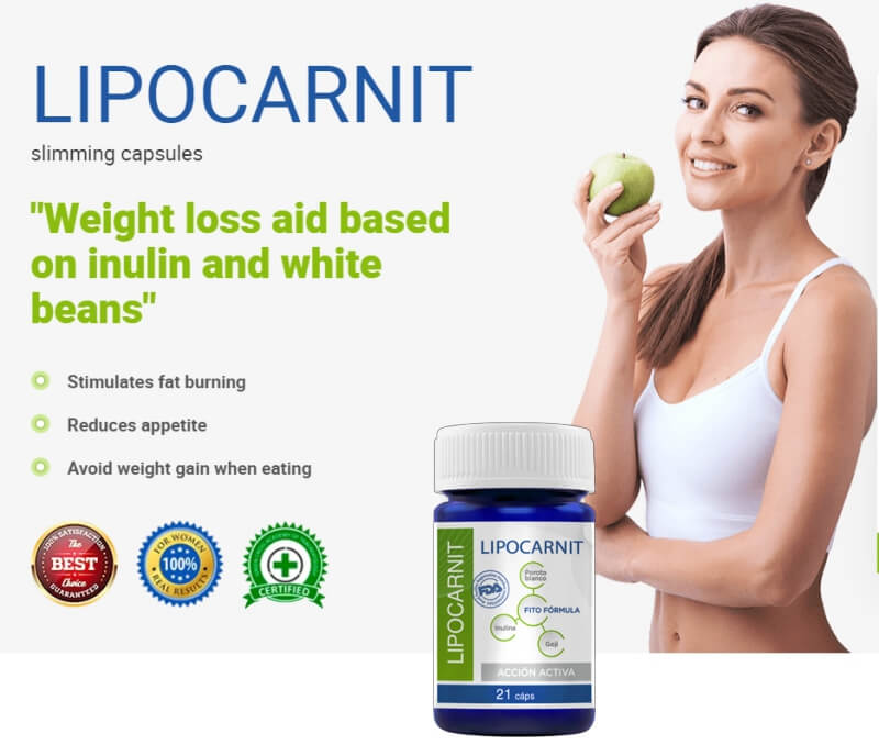 Lipocarnit capsules opinions comments