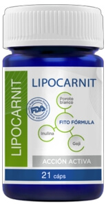 Lipocarnit capsules Review Chile