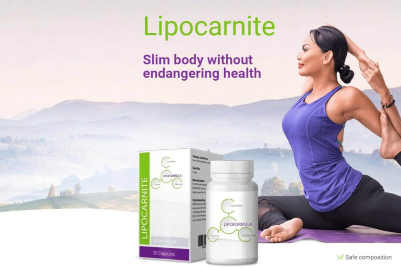 Lipocarnite capsules opinions comments
