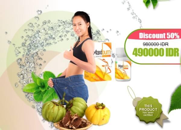 MaxiBurn Price Indonesia