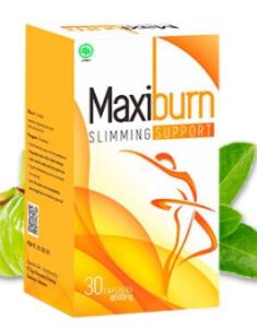 MaxiBurn capsules Review Indonesia