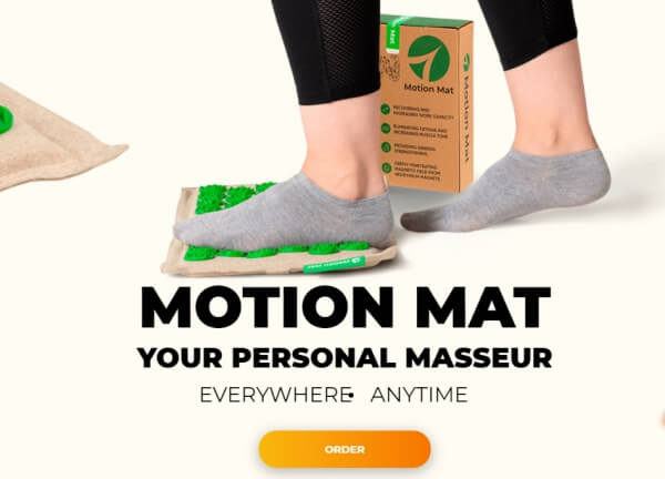 Motion Mat price official website