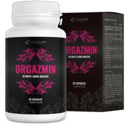 Orgazmin capsules Review