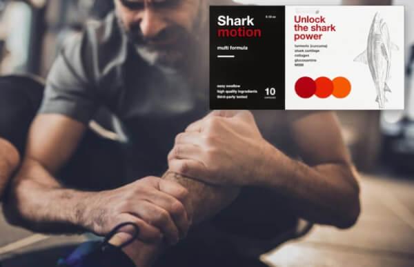 capsules joint pain shark