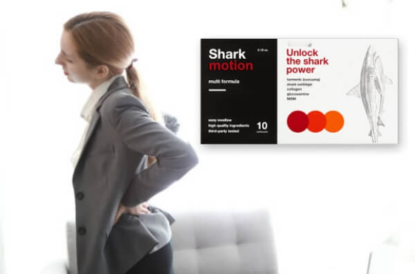 Shark Motion капсули България цена