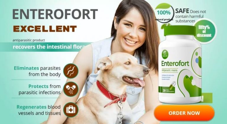 What Is ENTEROFORT? opinions comments