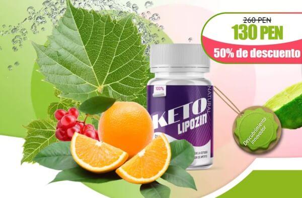 Ketolipozin capsules price Peru