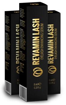 Revamin Lash Serum Review 8ml