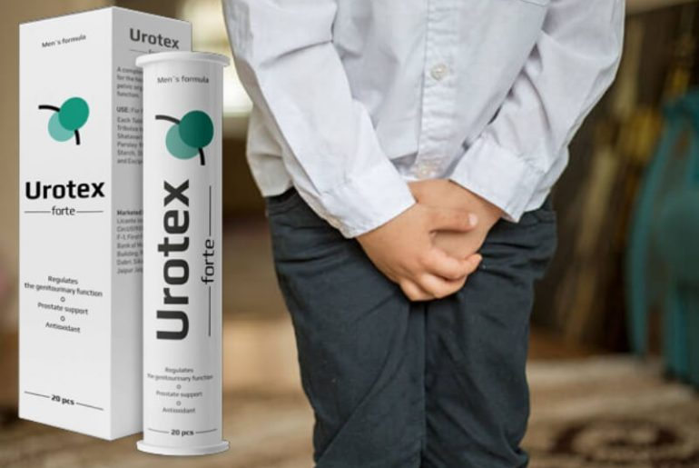Urotex Forte capsules Opinions Comments