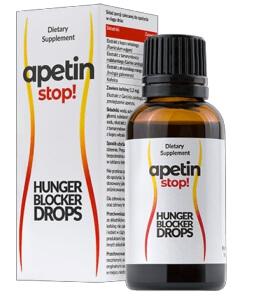 Apetin Stop! Hunger Blocker Drops Review Poland