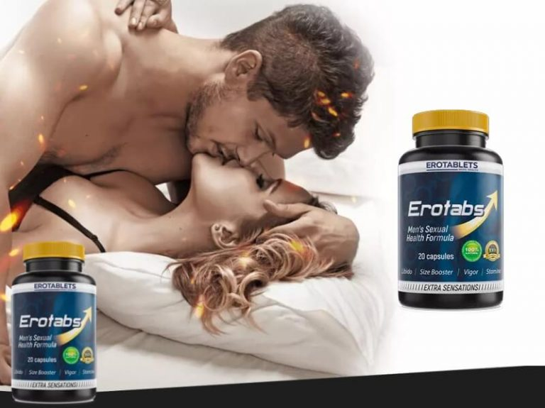 EroTabs Capsules opinions comments