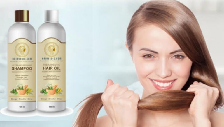 Hairvedic Herbal Hair Oil and Shampoo Opinions Comments
