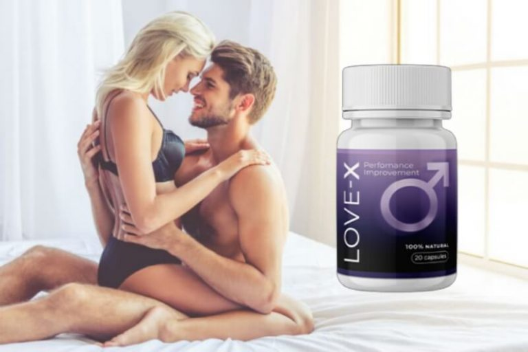 Love-X capsules opinions comments