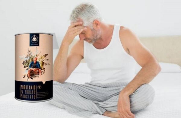 Good Sex, prostate tea
