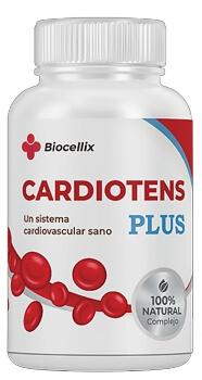 Cardiotens Plus pills Biocellix Review Mexico Chile