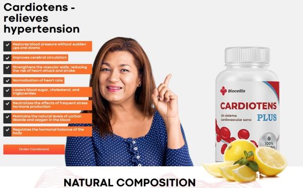 cardiotensplus pills