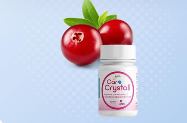 CaroCrystall ingredients