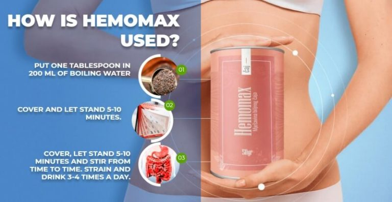 HemoMax tea opinions comments