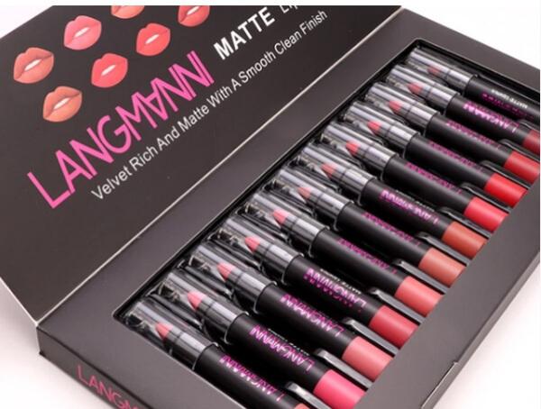 Matte Lipstick Set