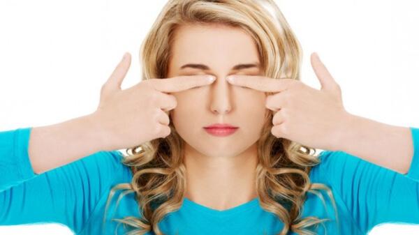 foods yoga eyes vision