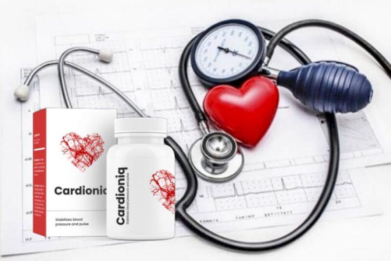 Cardioniq capsules opinions comments