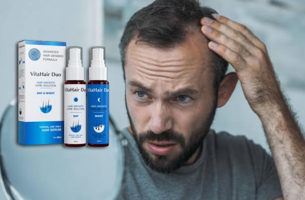 serum for hair loss