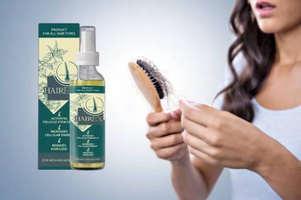 HairEX spray price Chile