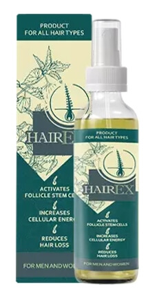 HairEx spray Review Chile