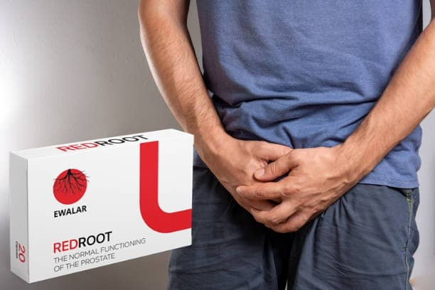 RedRoot review price prostate capsules